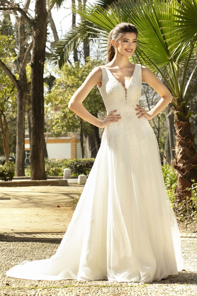 wedding dress TO-1135T The One 2021