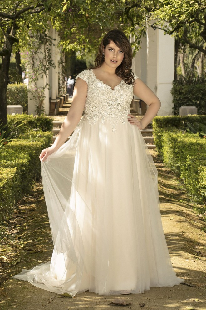 wedding dress LO-211T Lovely 2021
