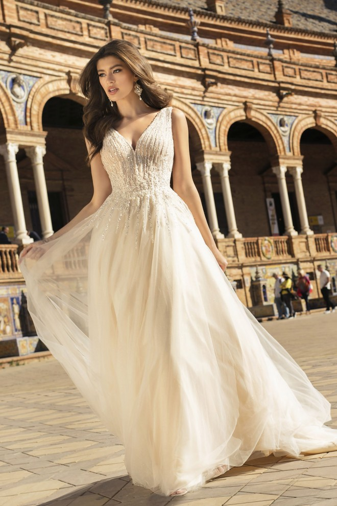 wedding dress TO-1129T The One 2021