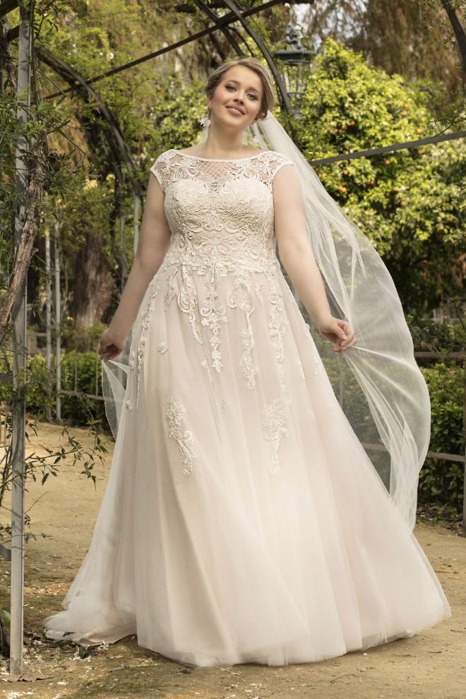 wedding dress LO-209T Lovely 2021