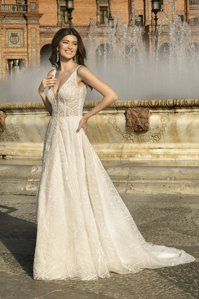 wedding dress TO-1114T The One 2021