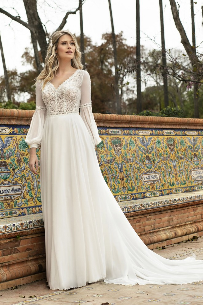 wedding dress TO-1112T The One 2021
