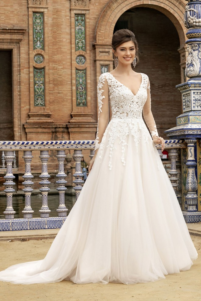 wedding dress TO-1110T The One 2021