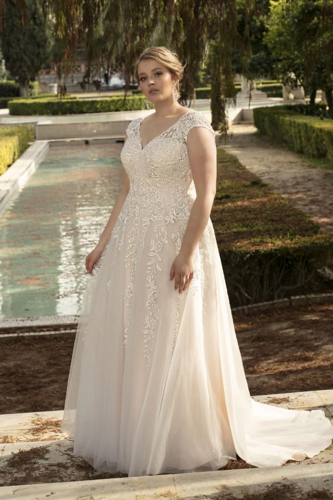wedding dress LO-206T Lovely 2021