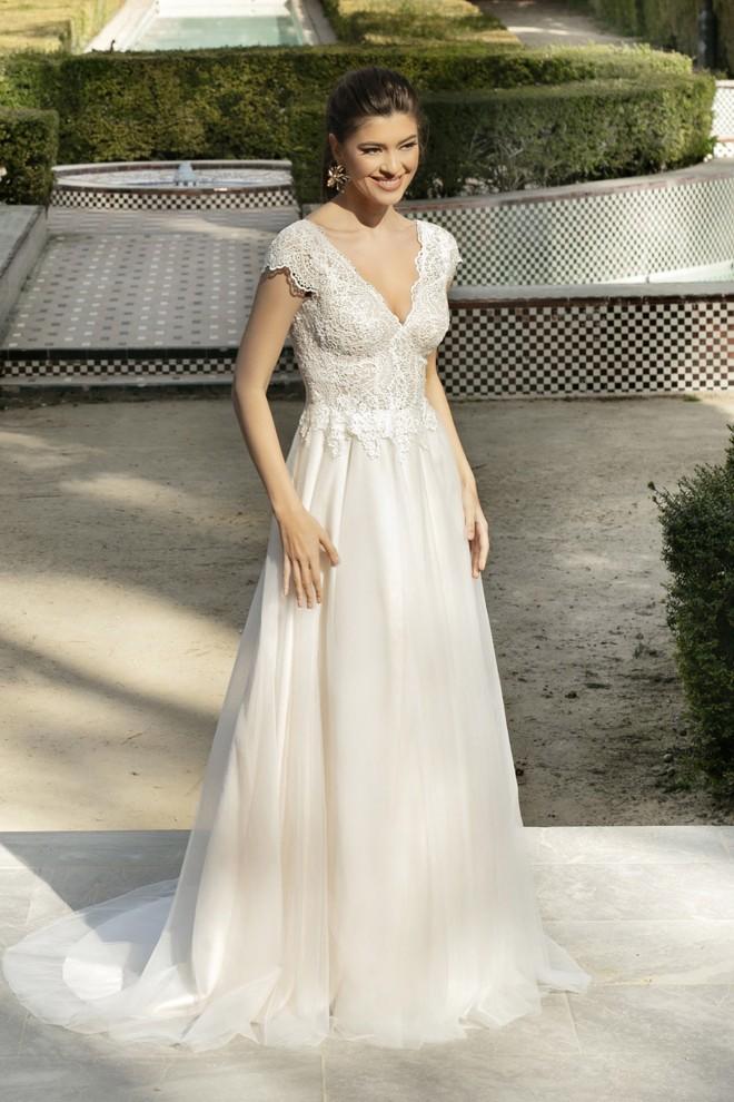 Suknia ślubna KA-20028T Agnes