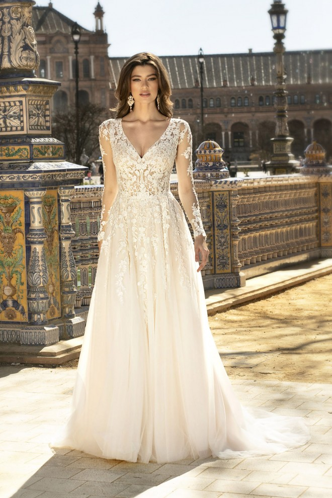 wedding dress TO-1108T The One 2021