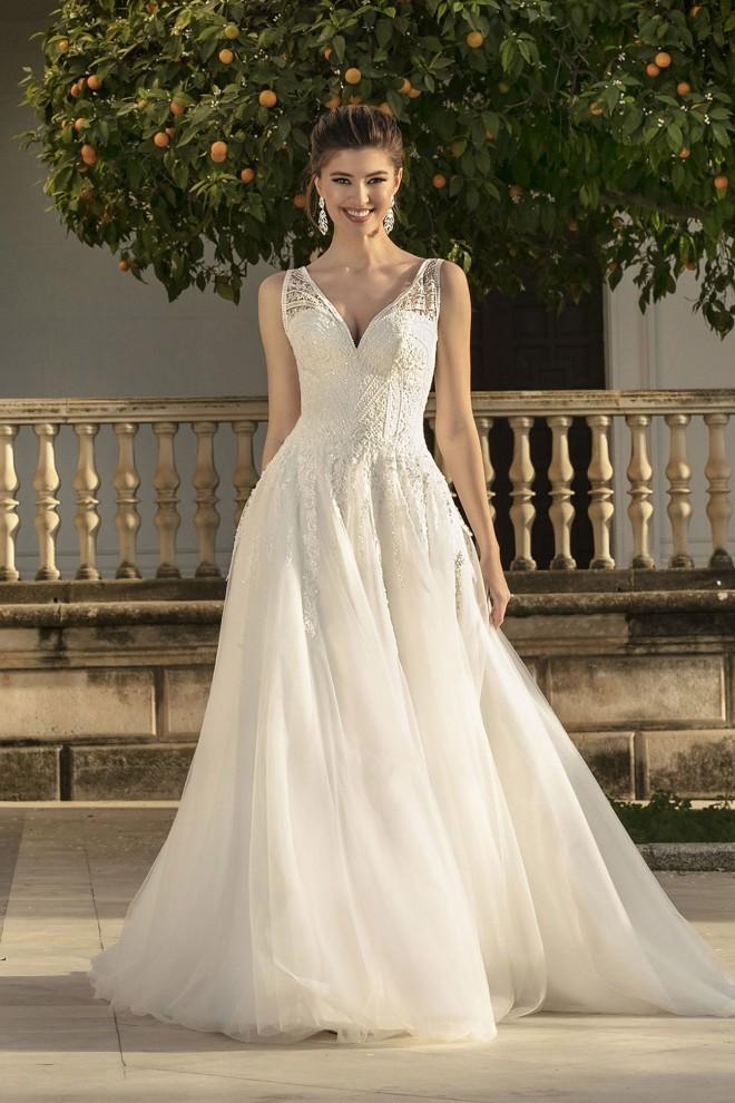 Suknia ślubna KA-20026T Agnes