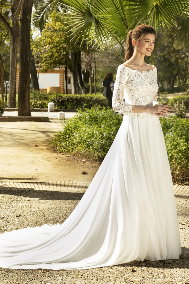 wedding dress TO-1105T The One 2021