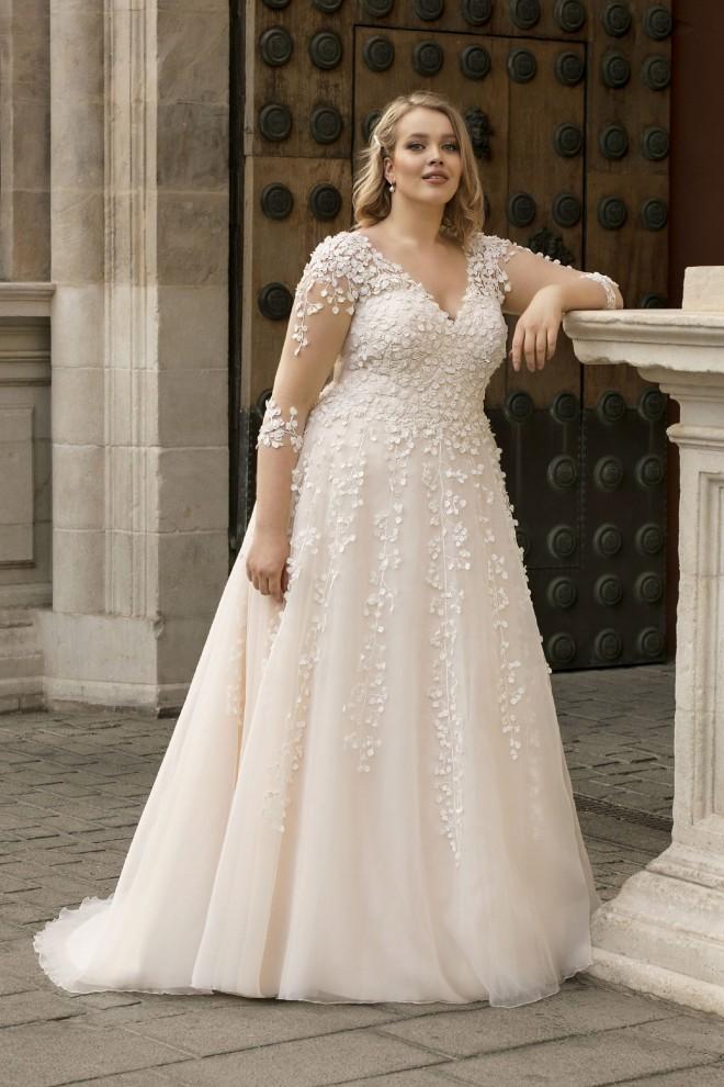 Suknia ślubna LO-196T Agnes