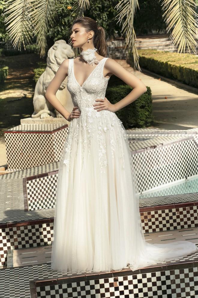 Suknia ślubna KA-20024T Agnes