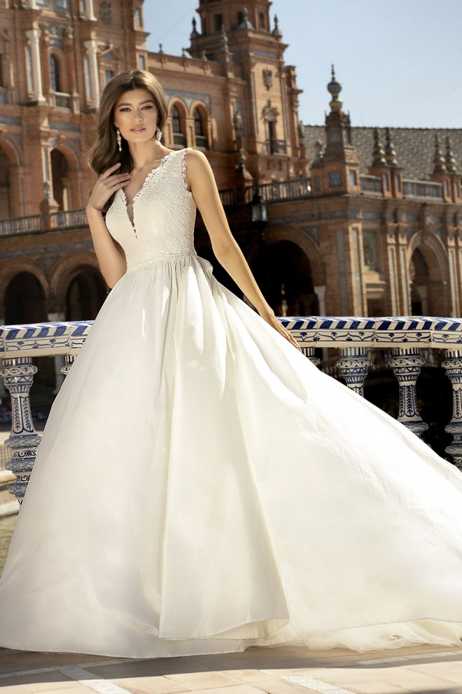 wedding dress TO-1092T The One 2021