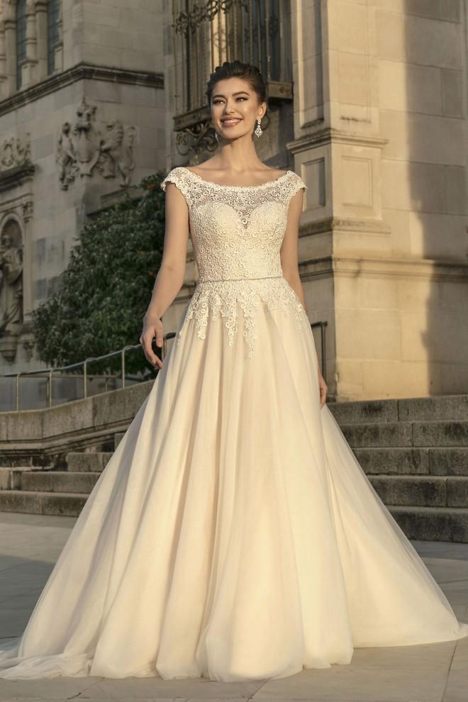 Suknia ślubna KA-20016T Agnes
