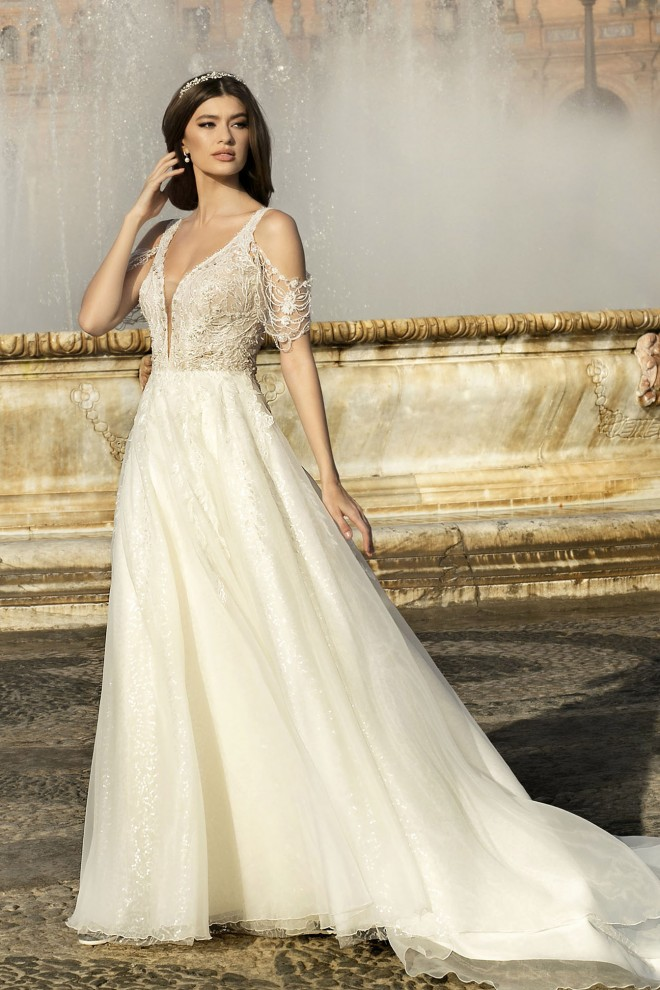 wedding dress TO-1087T The One 2021
