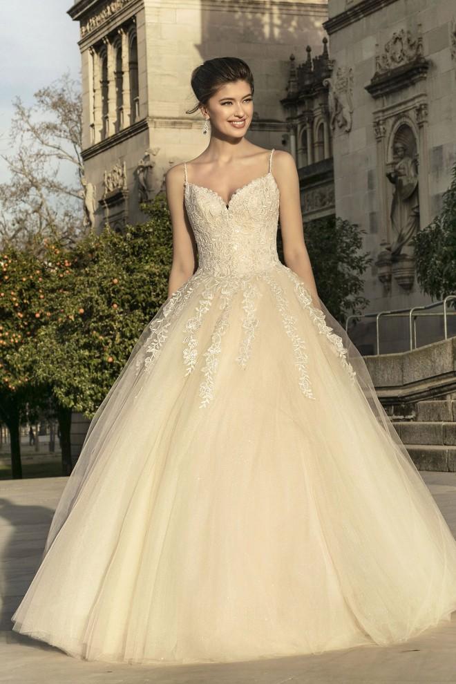 Suknia ślubna KA-20013 Agnes