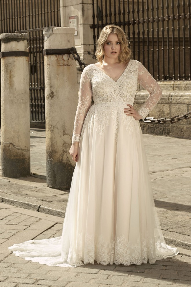 wedding dress LO-185T Lovely 2021