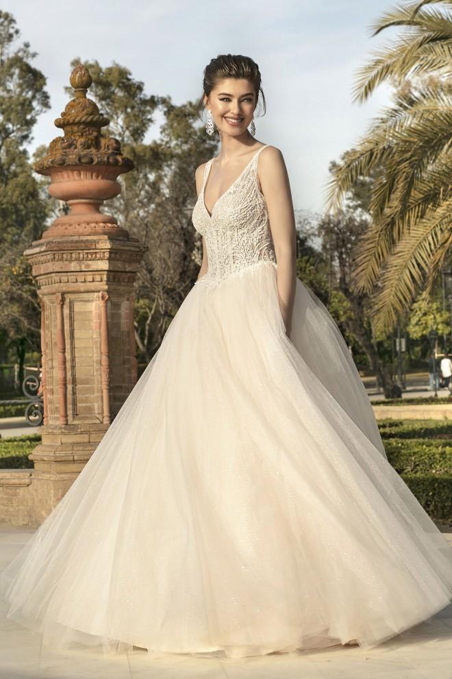 Suknia ślubna KA-20003 Agnes
