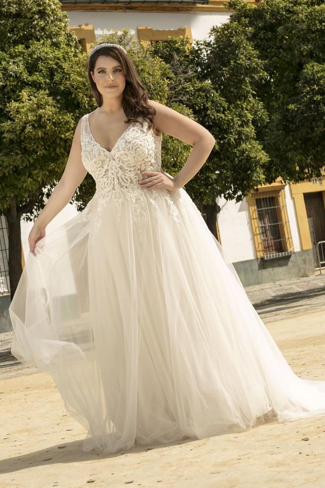 wedding dress LO-241T Lovely 2021
