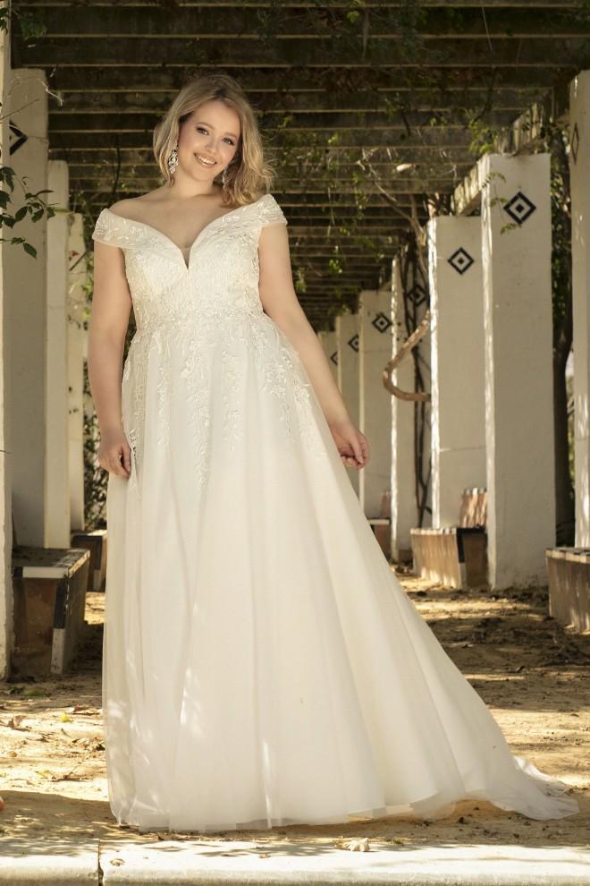 wedding dress LO-238T Lovely 2021