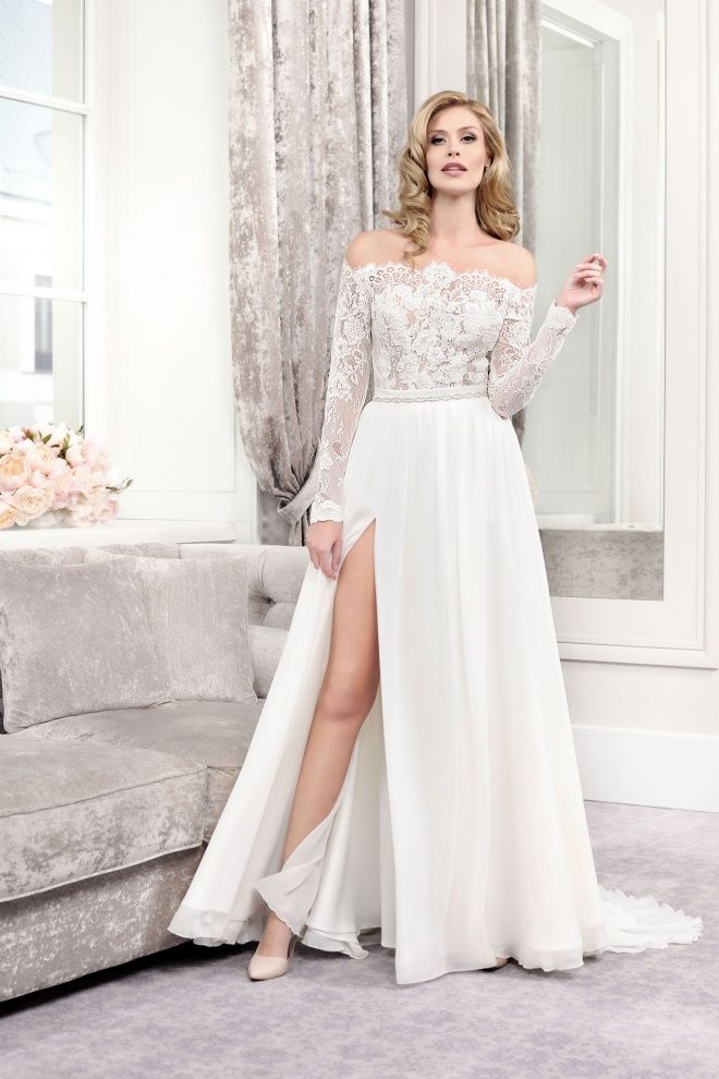 wedding dress BO-3 TOS-8T The One 2018