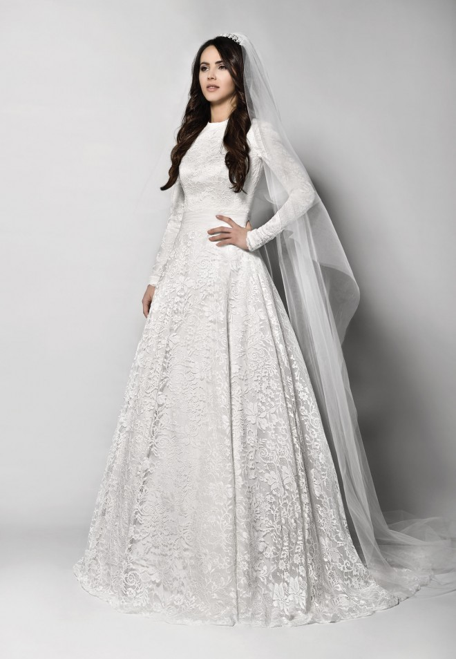Modest Bride 2016 - Wedding dresses - Agnes