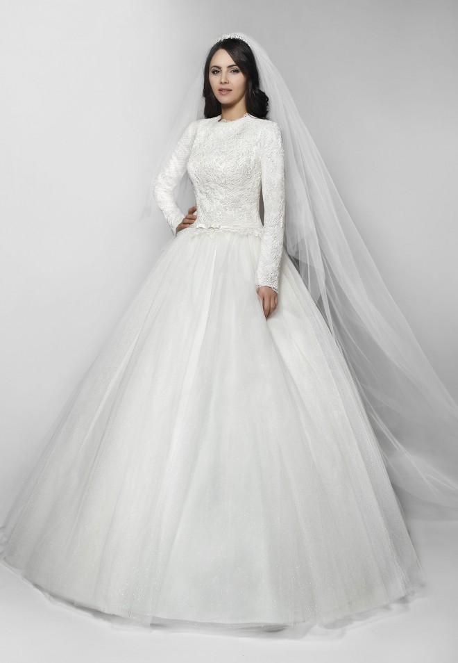 wedding dresses - Lookbook Modest Bride 2016