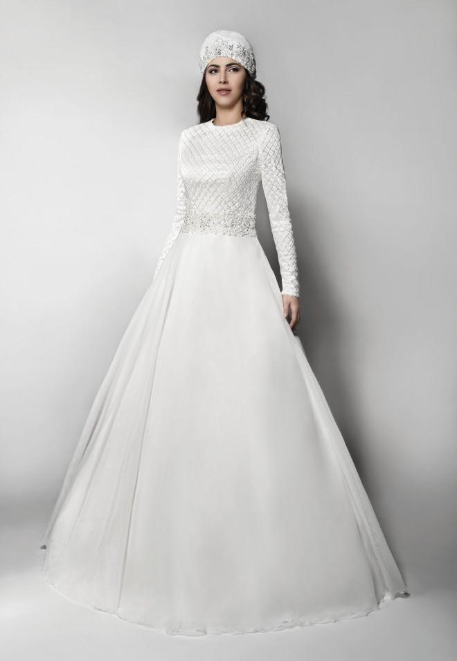 Modest Bride 2016 - Wedding dresses - Agnes - lace wedding dresses ...