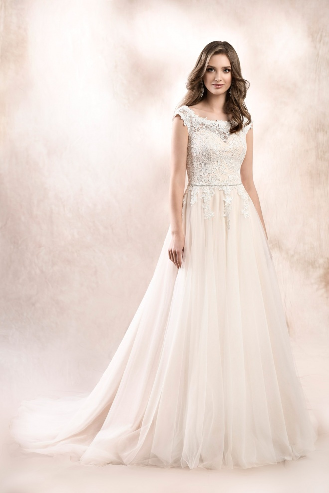 wedding dress KA-19005T Agnes Bridal Dream 2020