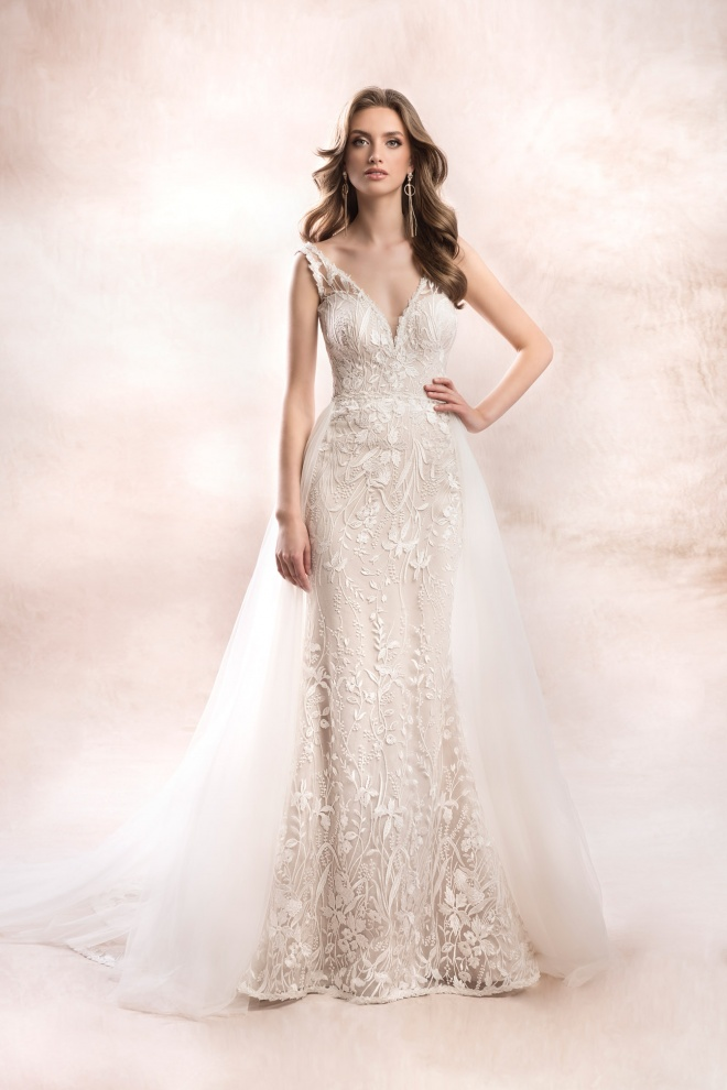 wedding dress KA-19014T TR-133 Agnes Bridal Dream 2020