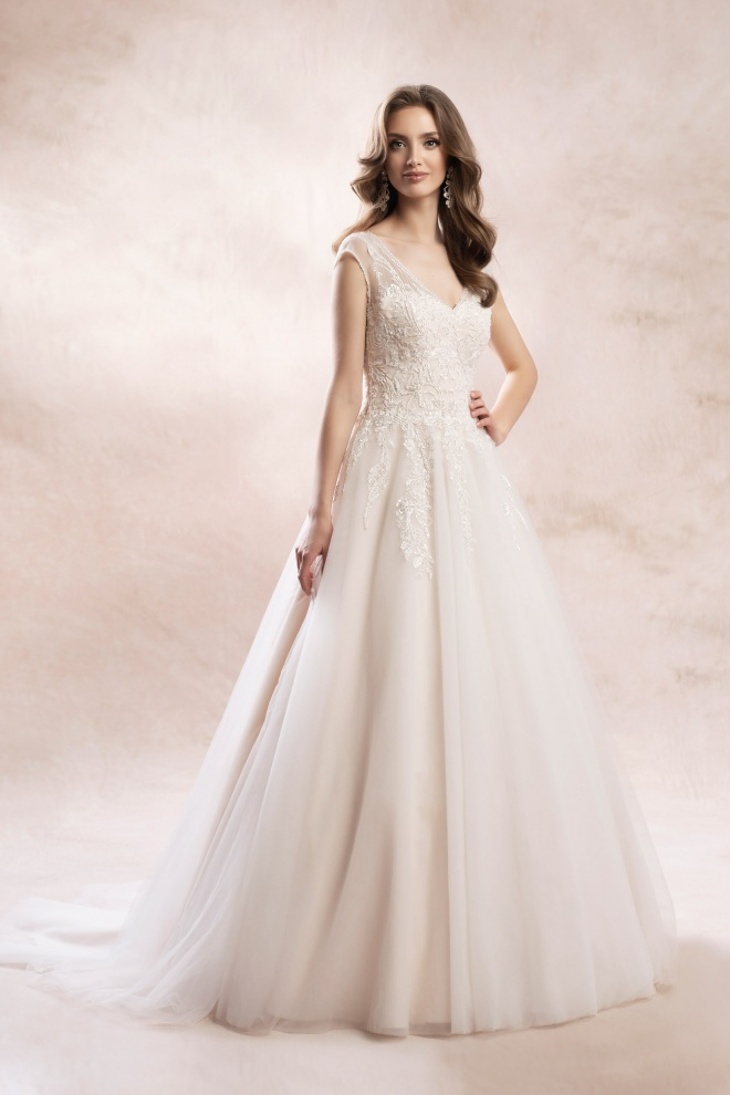 wedding dress KA-19020T Agnes Bridal Dream 2020