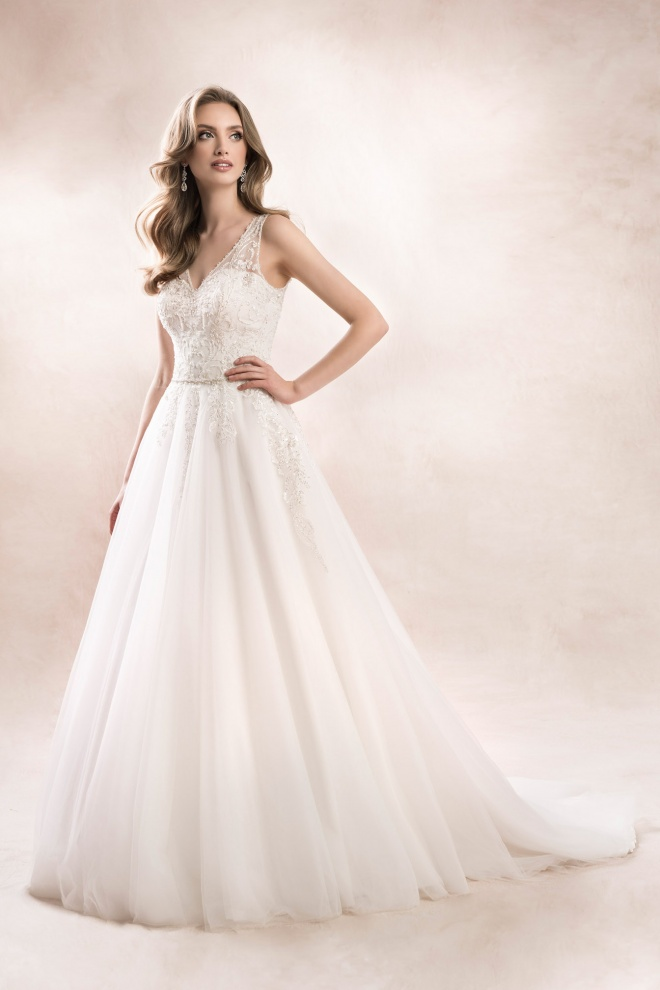 wedding dress KA-19021T Agnes Bridal Dream 2020