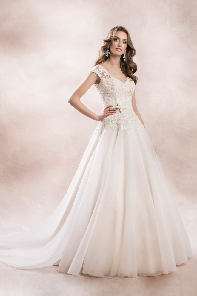 wedding dress KA-19028T Agnes Bridal Dream 2020