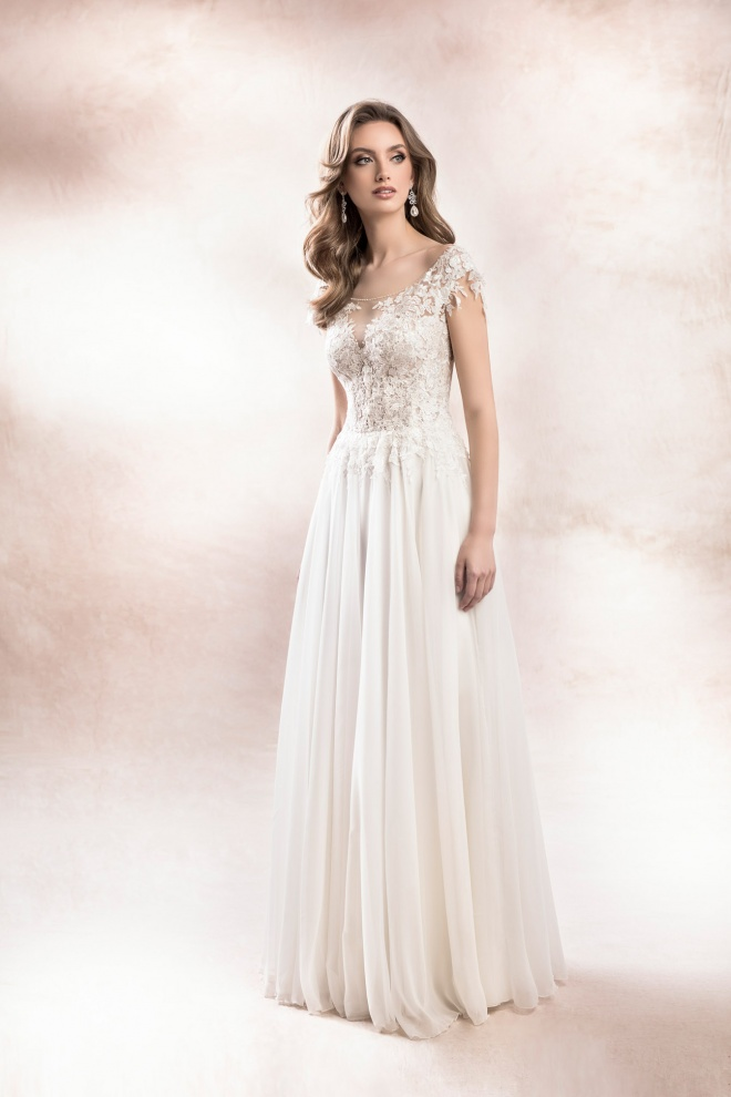 wedding dress KA-19040 Agnes Bridal Dream 2020