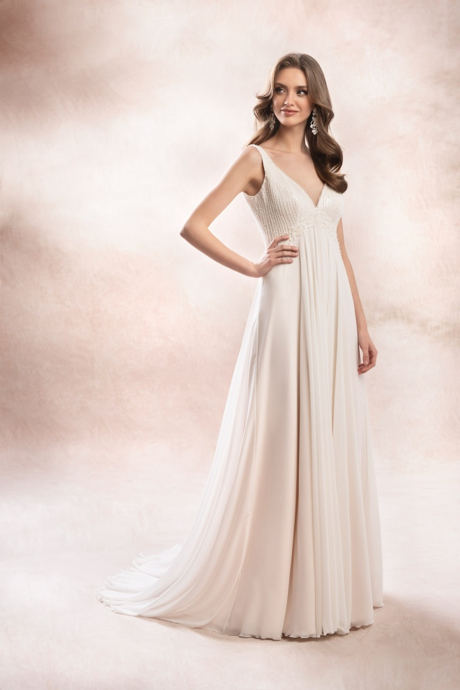 wedding dress KA-19042T Agnes Bridal Dream 2020