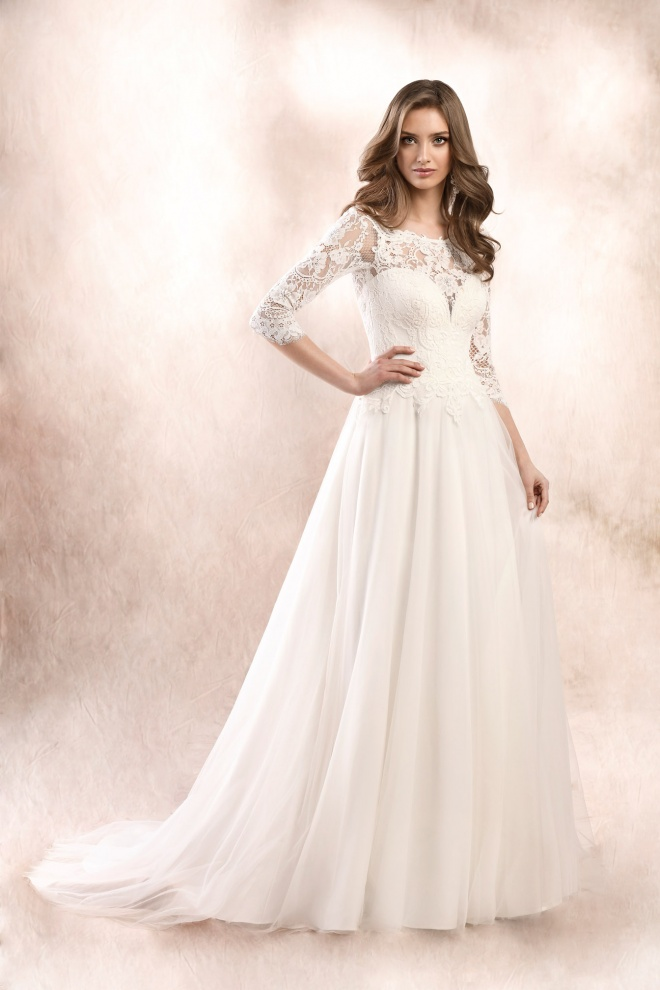 wedding dress KA-19047T Agnes Bridal Dream 2020