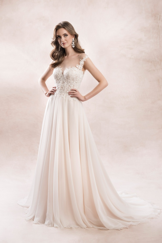 wedding dress KA-19067T Agnes Bridal Dream 2020
