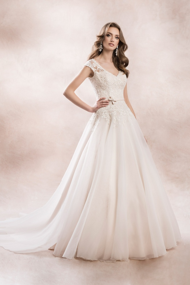 wedding dress KA-19082T Agnes Bridal Dream 2020