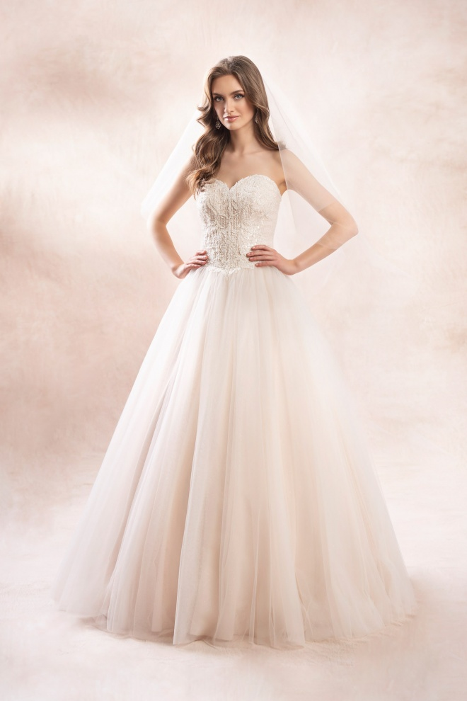 wedding dress KA-19086 Agnes Bridal Dream 2020