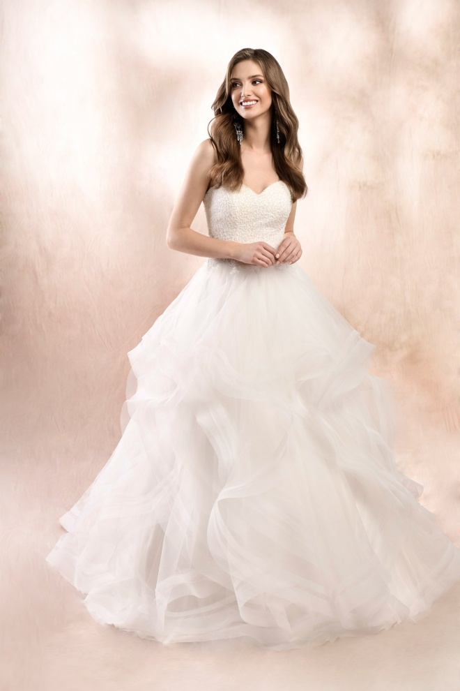 wedding dress KA-19089T Agnes Bridal Dream 2020