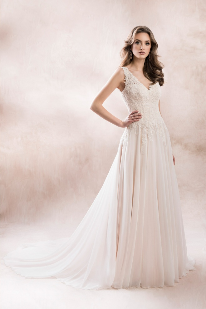 wedding dress KA-19092T Agnes Bridal Dream 2020