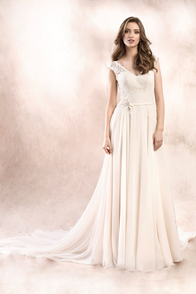 wedding dress KA-19093T Agnes Bridal Dream 2020
