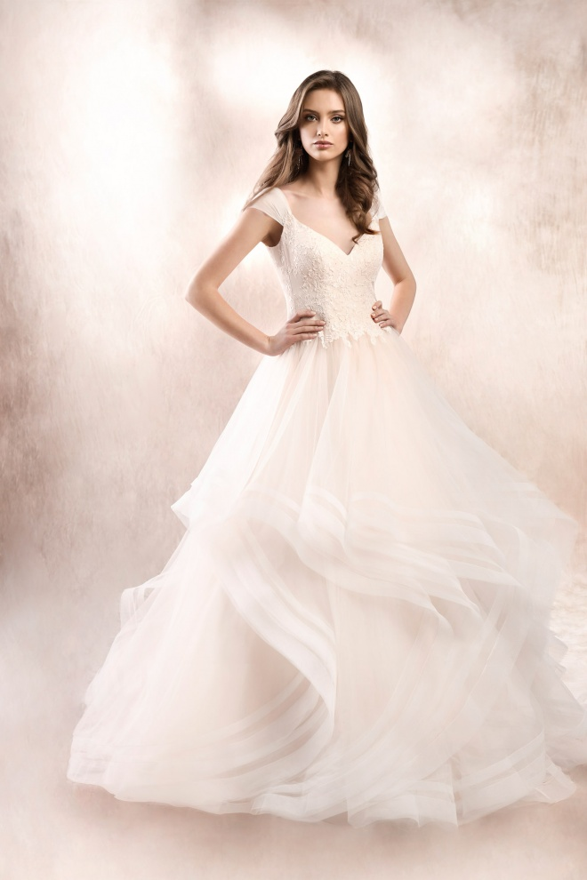wedding dress KA-19099 Agnes Bridal Dream 2020