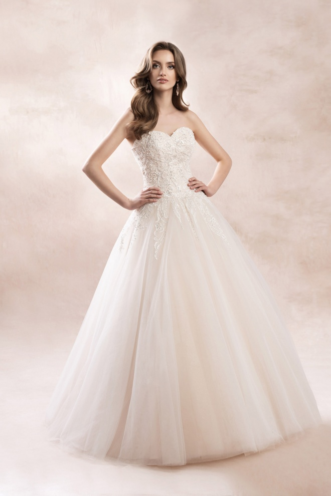 wedding dress KA-19106 Agnes Bridal Dream 2020