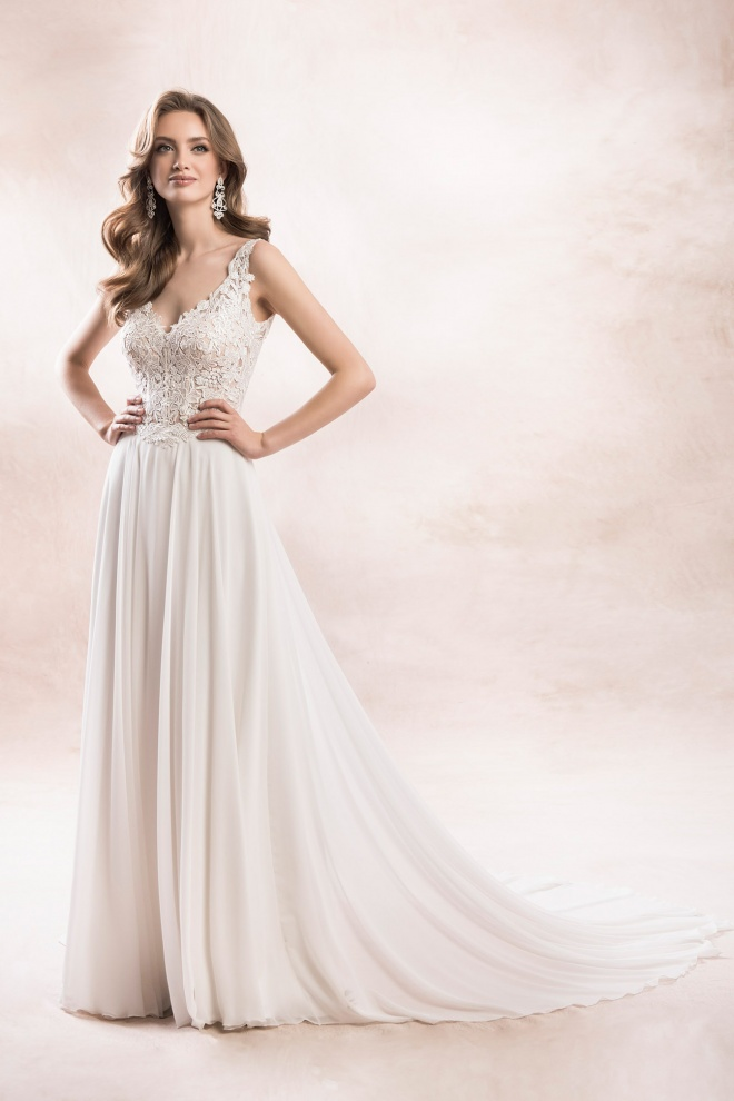 wedding dress KA-19109T Agnes Bridal Dream 2020