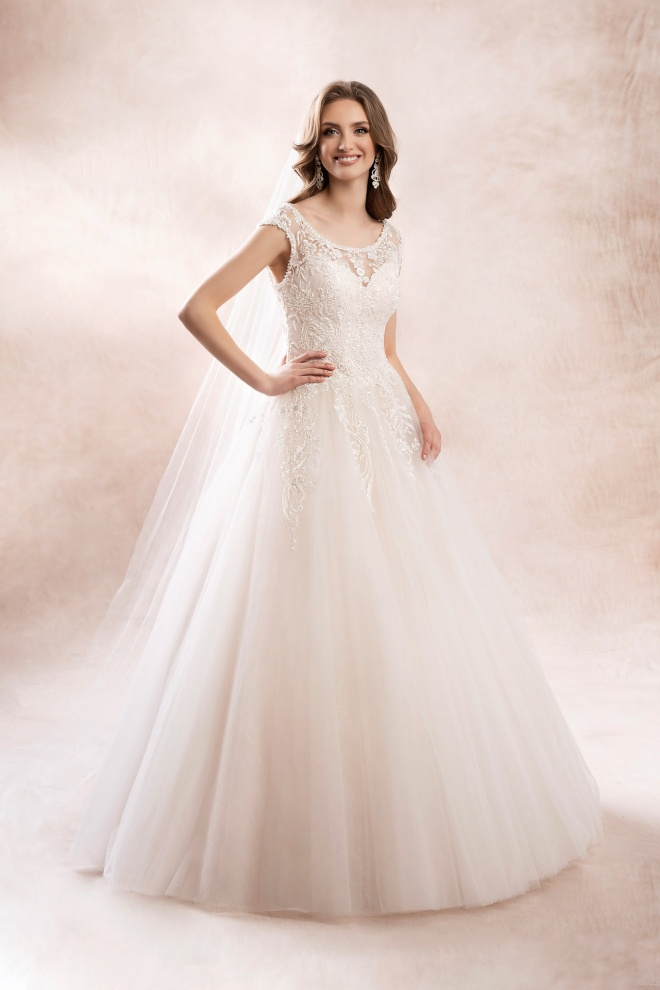 wedding dress KA-19110 Agnes Bridal Dream 2020
