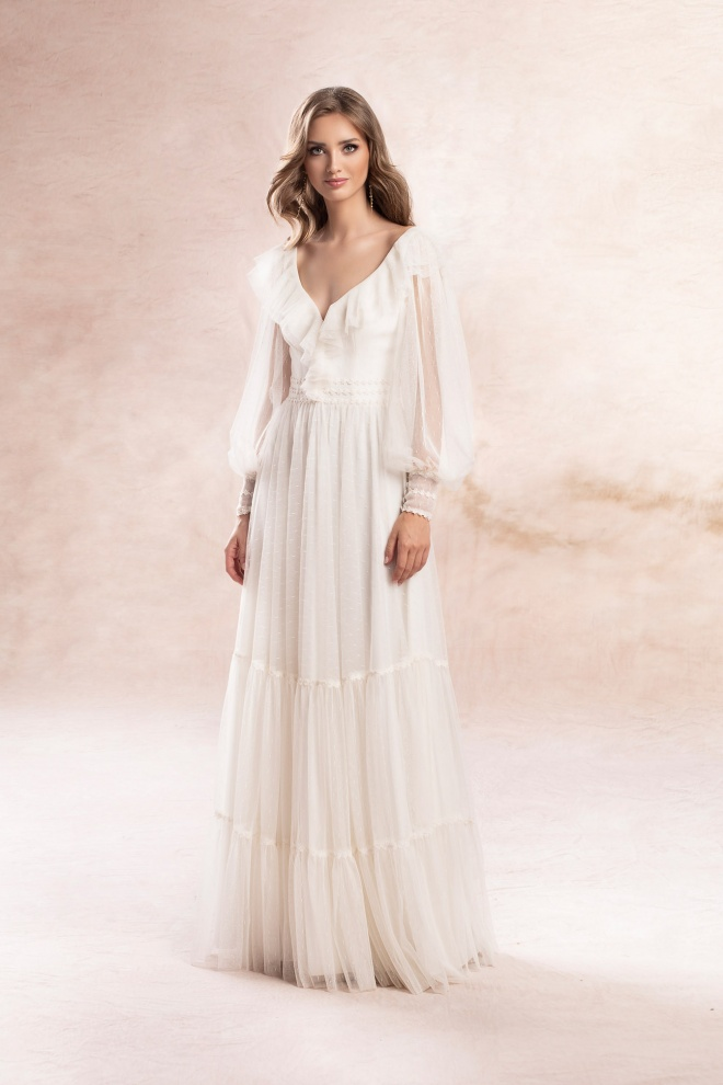 wedding dress KA-19112 Agnes Bridal Dream 2020