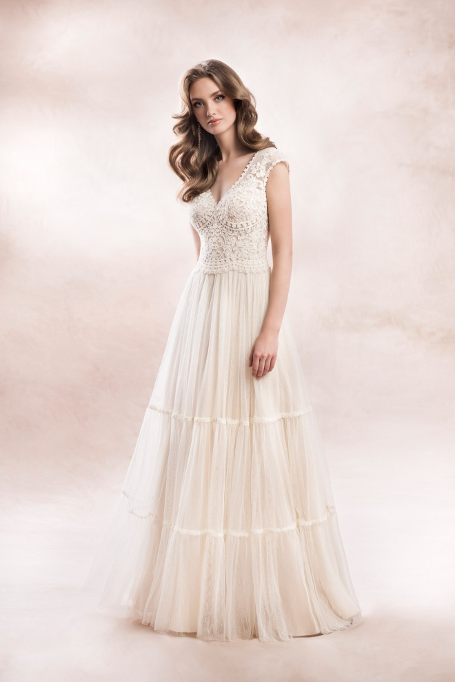 wedding dress KA-19114 Agnes Bridal Dream 2020