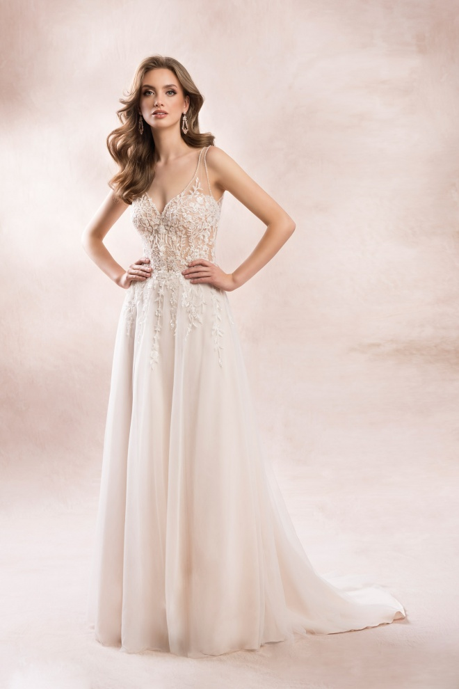 wedding dress KA-19116T Agnes Bridal Dream 2020