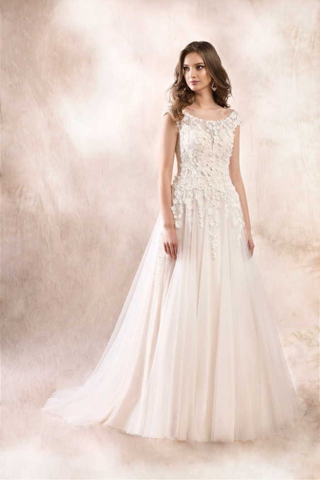 wedding dress Agnes Bridal Dream 2020 KA-19118T