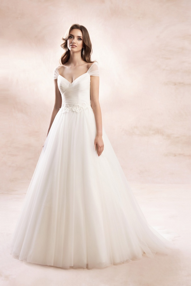 wedding dress KA-19120T Agnes Bridal Dream 2020