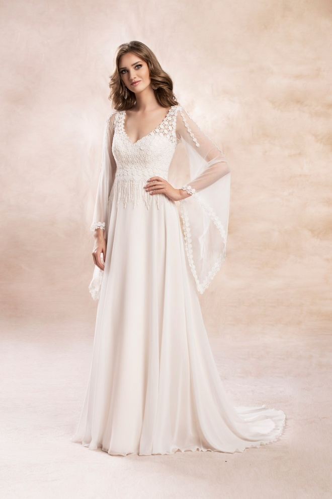 wedding dress KA-19124T Agnes Bridal Dream 2020